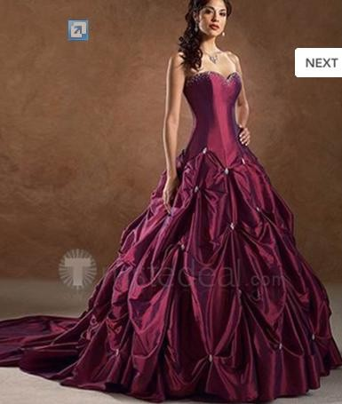 wedding dresses with color accents. It#39;s official: color is one of the hottest trends for ridal gowns!