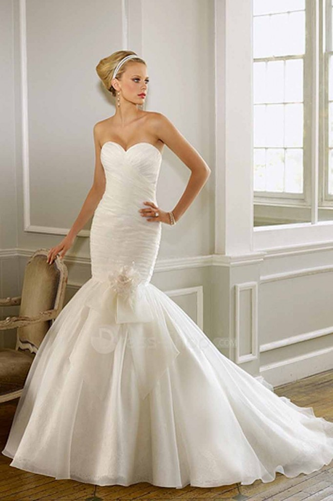 Mermaid Wedding Dresses All About Wedding Bridesmaid Dresses